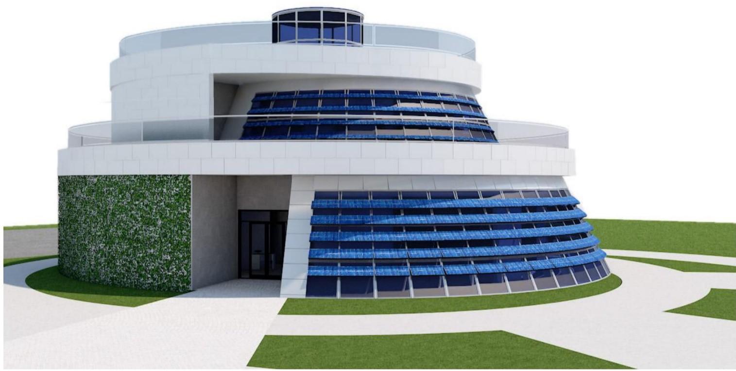 Wykonanie audytu energetycznego oraz projektowanej charakterystyki energetycznej budynku